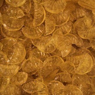 Bonbons durs citron
