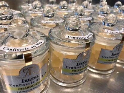 bonbonnière vin Irréel Chardonnay